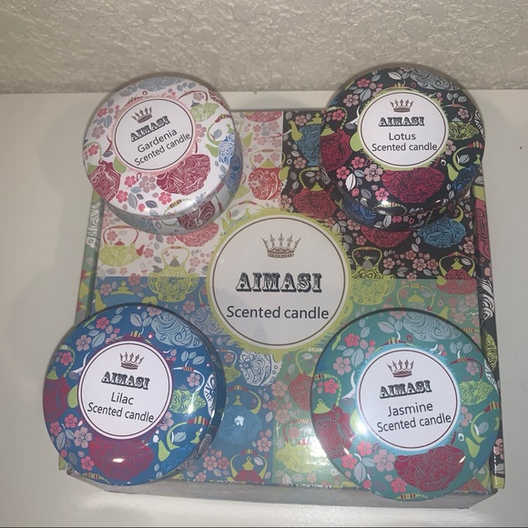 Other - Aimasi Scented Candle Box